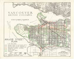 Rit Map Map Of Vancouver Streets Image Gallery Hcpr