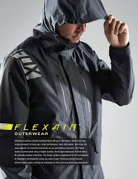 fox motocross jacket fox racing mens flexair casual jackets outerwear fall 2016