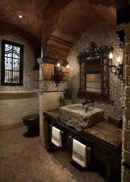 Decorating Powder Rooms Old World Interior Decorating Powder Room Gracious Old World