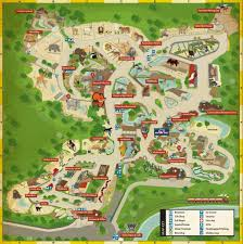 San Antonio Texas Map San Antonio Zoo Maplets