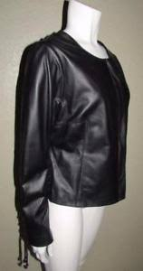 lightweight motorcycle jacket nwt leather motorcycle jacket lightweight saks fifth avenue black
