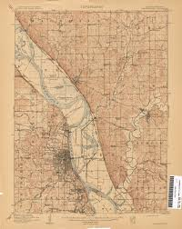 Map Of Leavenworth Wa Kansas Historical Topographic Maps Perry Castañeda Map