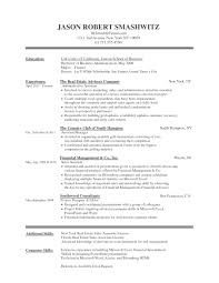 Cover Letter Financial Advisor Certified Financial Engineer Cover Letter