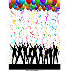 free clipart party balloons clipartxtras