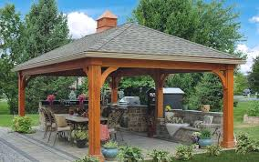 Patio Gazebos 8 8 Gazebos Custom Wood Pavilion 8 8 Patio Gazebos Copyriot Co