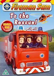 fireman sam rescue dvd amazon uk fireman sam dvd