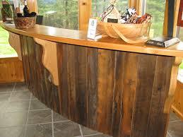 all works custom wood tables wood genius clyde haymore