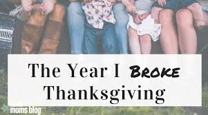 the year i thanksgiving