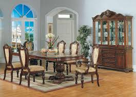 dining room china cabinets dining room dining table and china cabinet lovely henredon dining