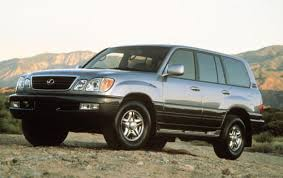 lexus suv lx used 2001 lexus lx 470 information and photos zombiedrive