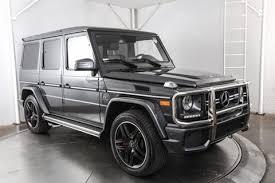 matte black mercedes g class mercedes g class for sale carsforsale com