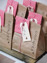 かわいくて使える魔法の茶紙 クラフト袋で作るかわいいラッピング
