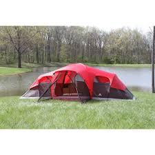 ot 21 u0027 x 15 u0027 family tent sleeps 10 walmart com