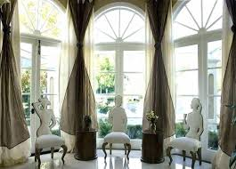 Curtains For Windows With Arches Spectacular Window Curtain Of Arch Window Treatments Window
