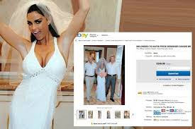 sell wedding dress uk price is selling wedding dress on ebay days after