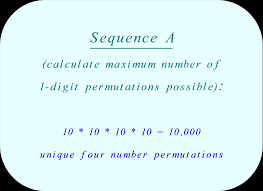 permutations or combinations