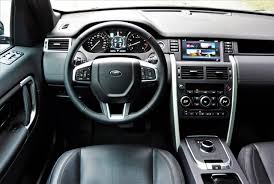 land rover freelander 2016 interior 2017 land rover discovery sport hse road test review carcostcanada