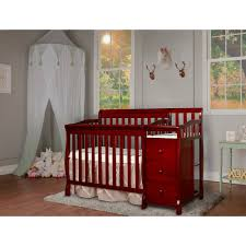 Convertible Cribs With Storage by Dream On Me Jayden 4 In 1 Mini Convertible Crib And Changer
