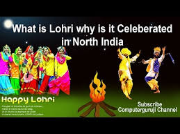 what is lohri why is it celebrated in india lets in