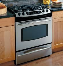 Slide In Gas Cooktop Ge Profile 30