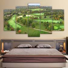 popular golf art prints buy cheap golf art prints lots from china