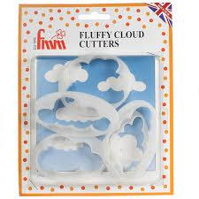 fmm fluffy cloud cutters 5 pack hobbycraft