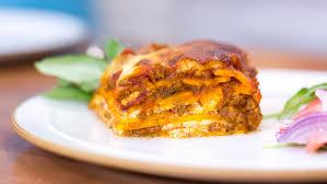 low calorie gluten free sweet potato lasagna today com