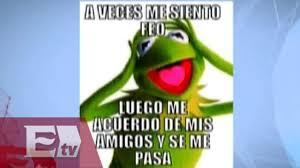 Memes Rana Rene - mejores memes de la rana ren罠 纉scar cedillo youtube