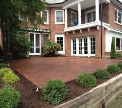 paver patios walkways and driveways lance u0027s landscaping