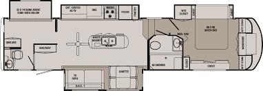 2 bedroom travel trailer floor plans gallery eagle luxury trailers