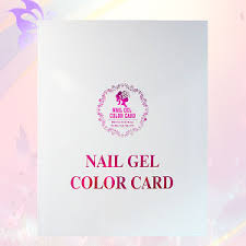 china 308 120 blanks nail art gel color business card design