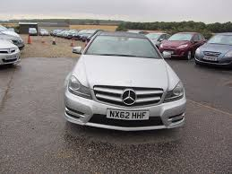 used mercedes c class used 2012 mercedes benz c class c250 cdi blueefficiency amg sport