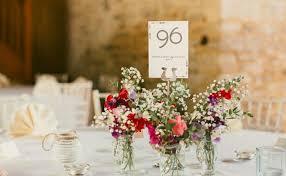 numero table mariage les 100 meilleurs idées déco mariage à faire soi même archzine fr