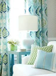 Turquoise And Curtains Turquoise And Curtains Teawing Co