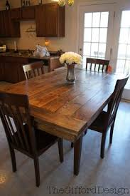 Farm Table Kitchen by Diy Farmhouse Kitchen Table Farmhouse Kitchen Tables Farmhouse