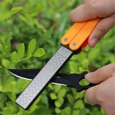 sharpening stones for kitchen knives 2018 sell sided fold portable pocket sharpener