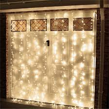 cheap 6m 3m 600 led curtain light outdoor wedding party fairy