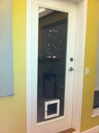 Patio Door With Pet Door Built In Sliding Glass Door With Pet Door Handballtunisie Org