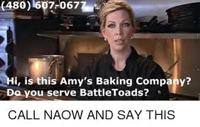Battletoads Meme - 480 607 067 i is this amy s baking company gdo you serve battletoads