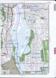 Highway Map Of Arizona by Milwaukie Road Map