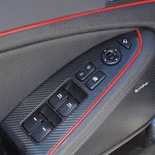 Accessories For Cars Interior Amazon Com Red 5m Flexible Trim For Car Interior Exterior