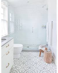 mosaic tiled bathrooms ideas best 25 mosaic tile bathrooms ideas on gray and white