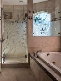 Etched Shower Doors Etched Glass Shower Doors And Etched Glass Shower Enclosures