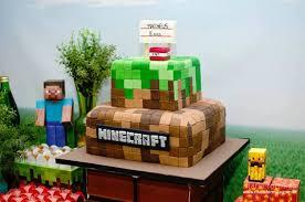 minecraft birthday cake ideas kara s party ideas steve and creeper minecraft birthday party