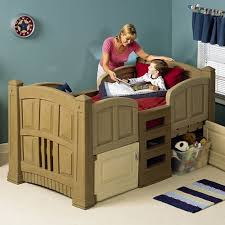 Fancy Step  Twin Loft Bed  About Remodel Home Design Modern - Step 2 bunk bed