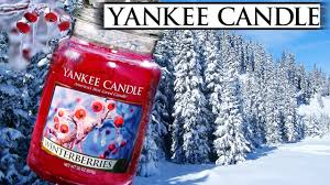 yankee candle winterberries christmas vlog pier 1 the candle