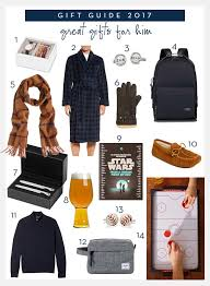 best gifts 2017 for him gift guide 2017 great gifts for him