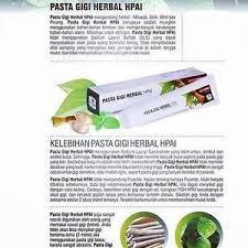 Jual Pasta Gigi Clean Me pasta gigi herbal hpai 120gr herbal hpai pasta