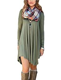 amazon com v neck dresses clothing clothing shoes u0026 jewelry
