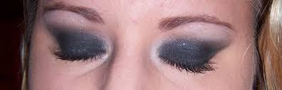brittany u0027s secret halloween tutorial universal smokey eye
